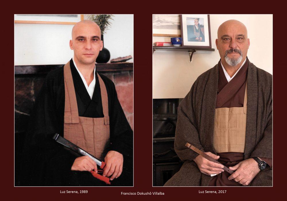 Monasterio Zen Luz Serena, 28º Aniversario