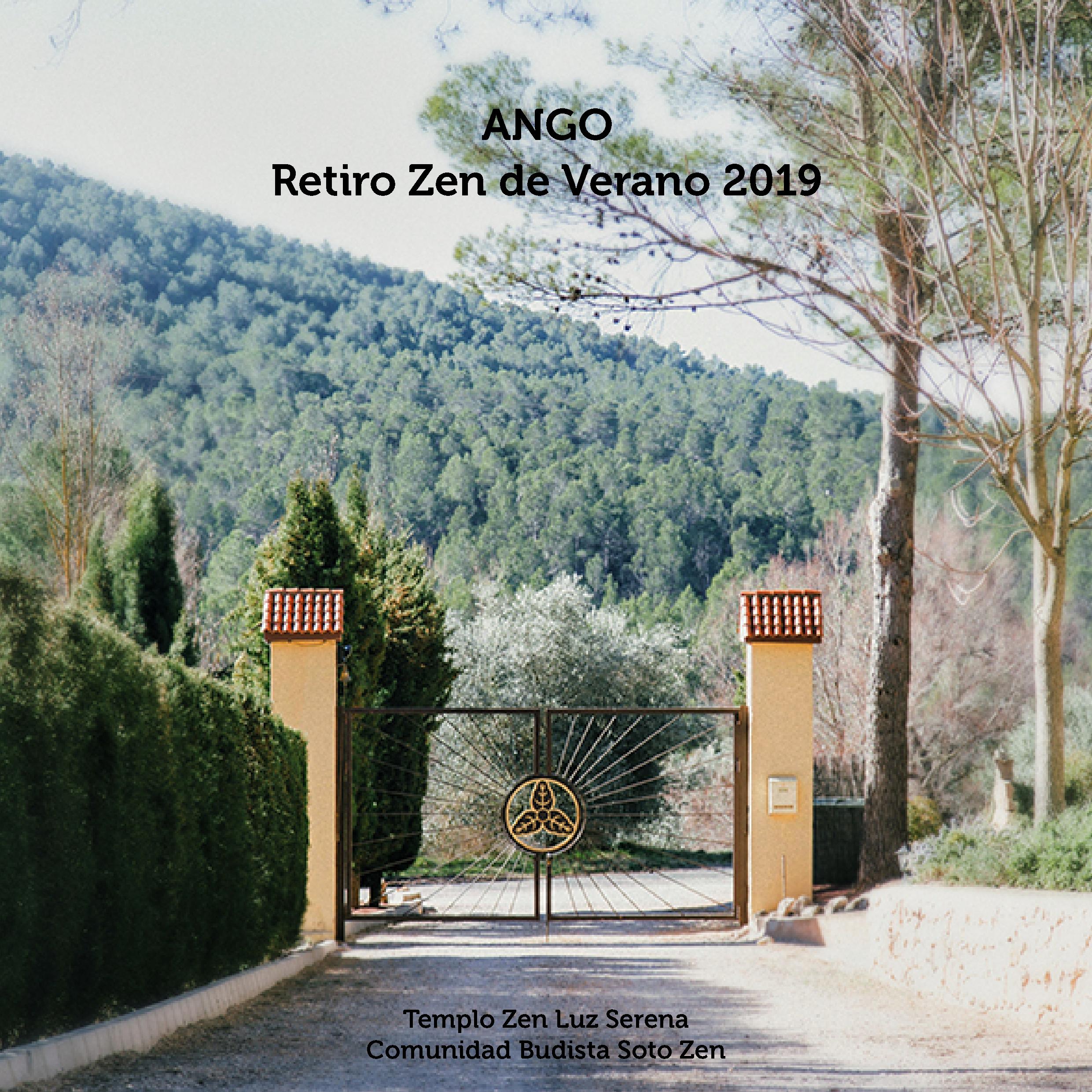 RETIRO ZEN DE VERANO 2019