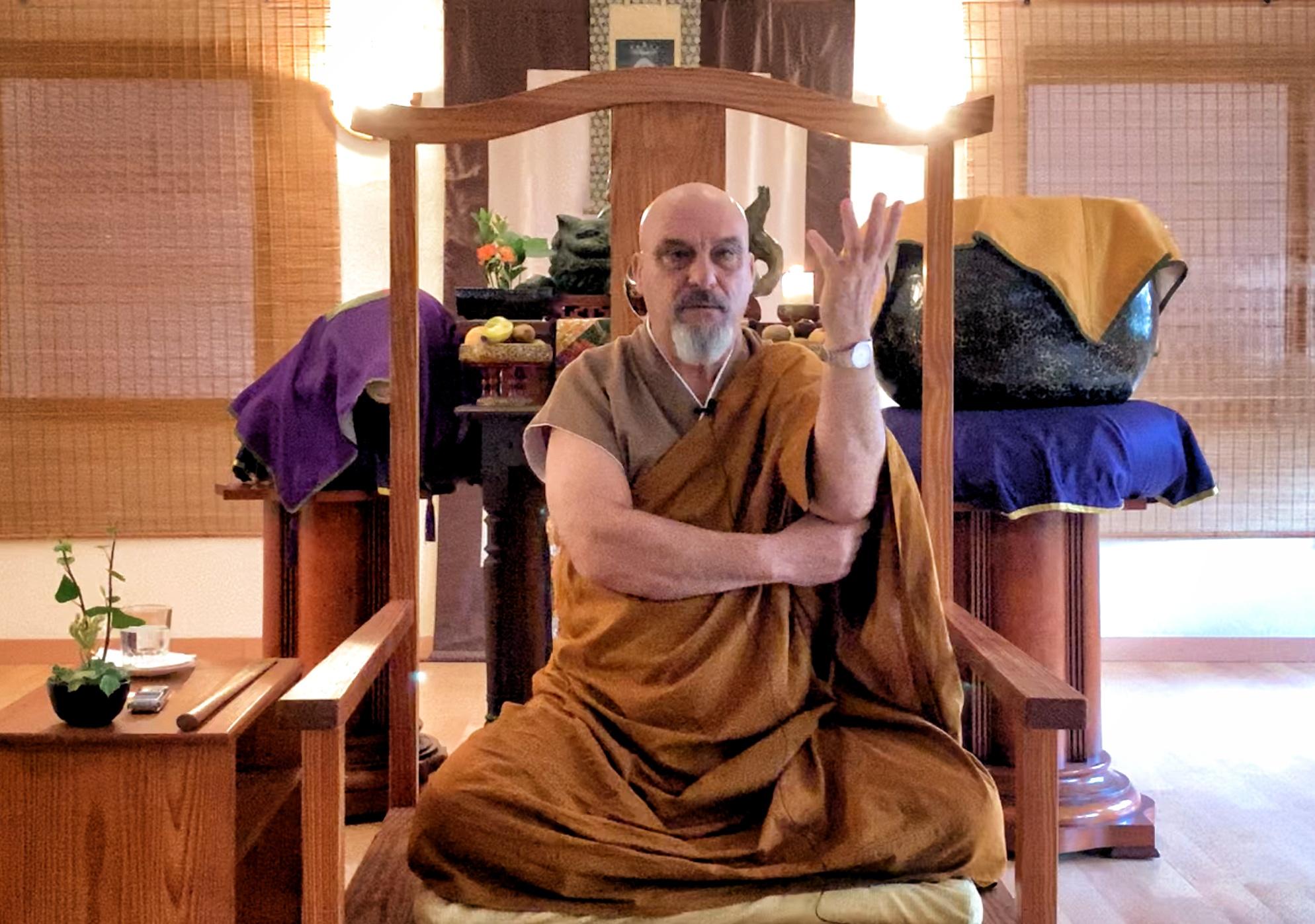 ¿Qué haces cuando meditas?