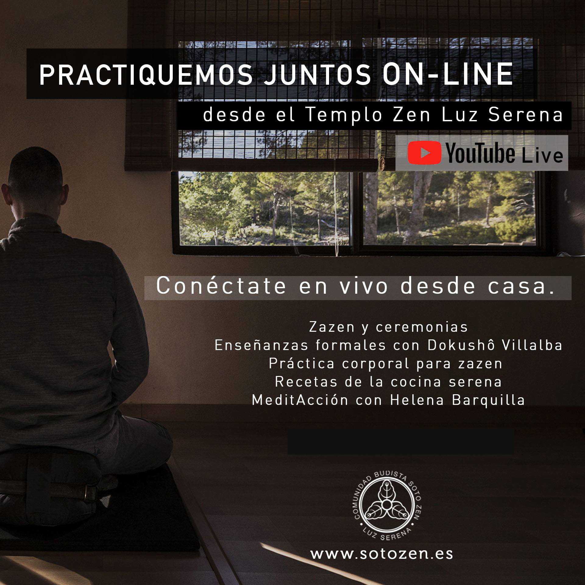 Practicando juntos On Line (13-17 abril)
