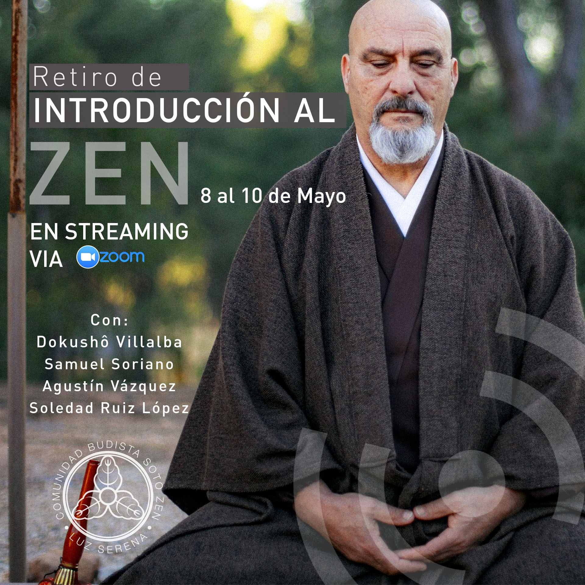 Retiro Zen en streaming