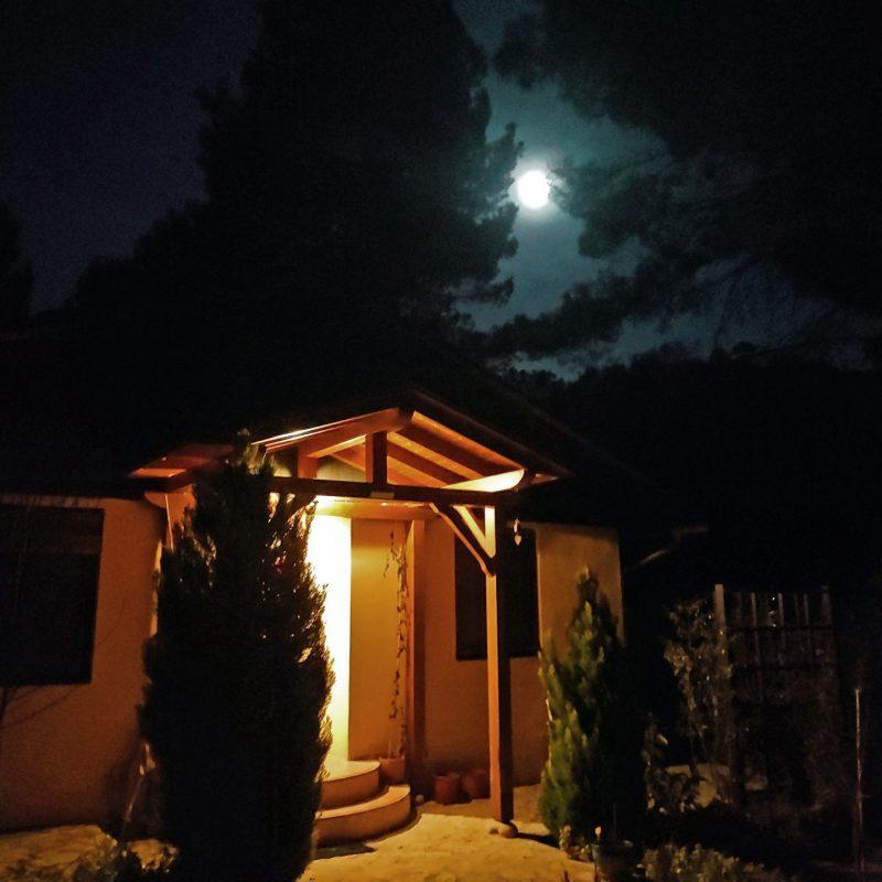 La luna de anoche